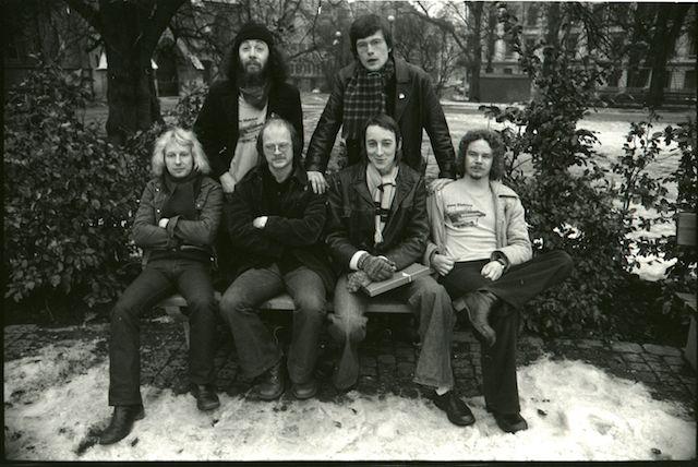 Huntington band 70 talet