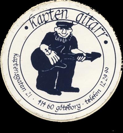 Vårt klistermärke 1978